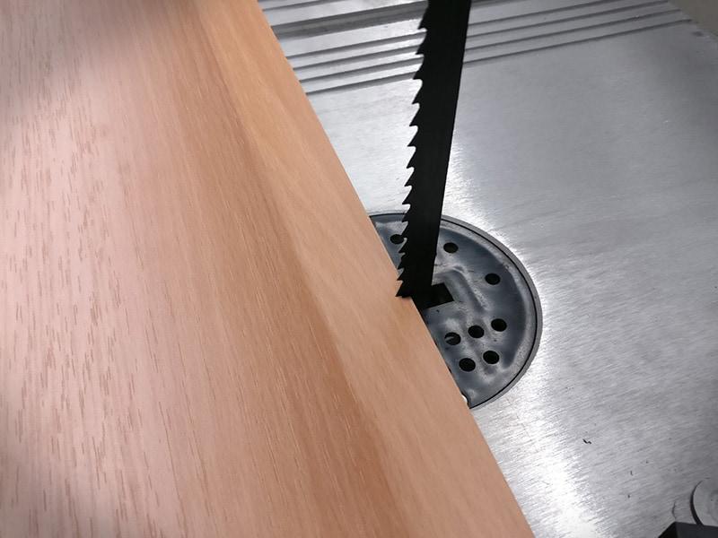 Scheppach HBS 20-4 MIX Bandsägeblatt 1400mm 6,8,10,13mm Sägeband Hartholz Hol