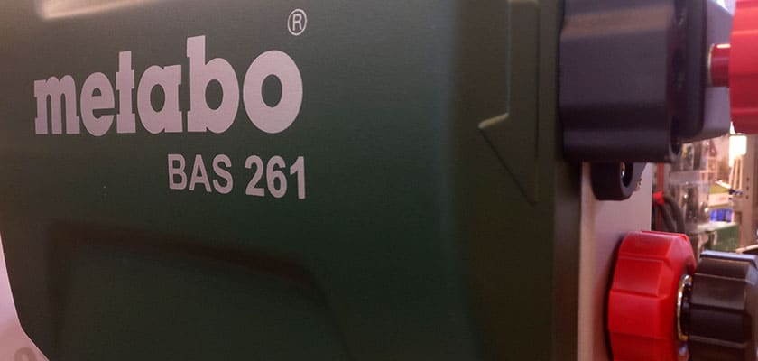 Metabo BAS261 Bandsäge - Keyvisual