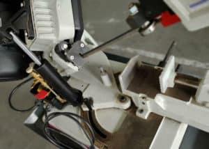 Optimum stationäre Metallbandsäge